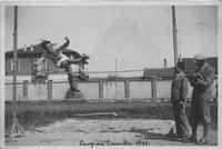 Campione piemontese di salto in alto del 1933