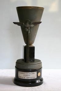 Coppa Galvani - II quarto XX sec.