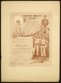 V Concorso Federazione Ginnastica Italiana - Bologna, maggio 1901