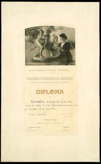 Concorso Provinciale di Ginnastica - Vercelli, 3 agosto 1902
