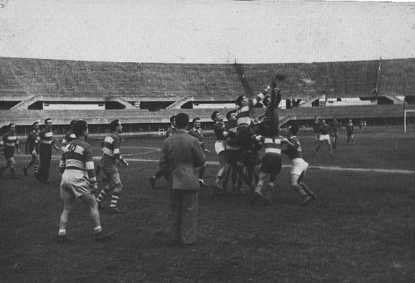 partita di rugby
