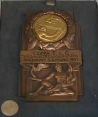 Targa F.d.G. - Vigevano, 3 giugno 1951