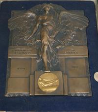 Targa Campionato Regionale di Società - 1952