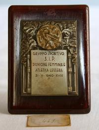 Targa Trofeo Gruppo Sportivo S.I.P.  - 1940